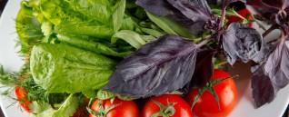 Овощной букет «по-бакински»