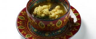 Суп «Дюшбара» по-азербайджански