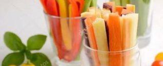 Овощные палочки